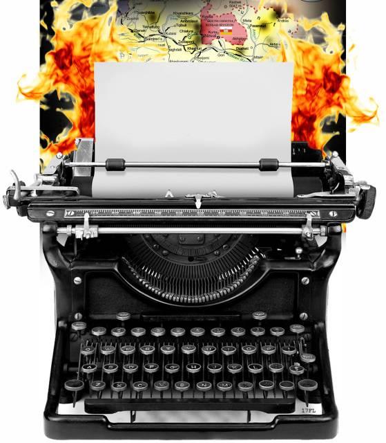 Escritores do novo caucasiano