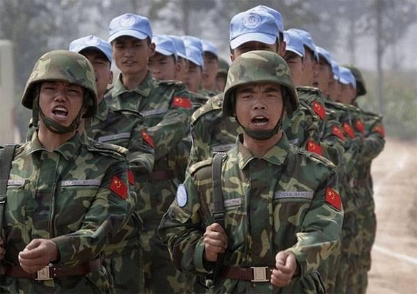 China na 2017 aumentará gastos com defesa em 7%