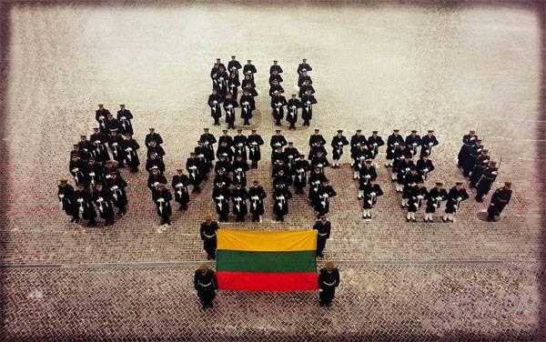 "Litauen ist bereit, den ""Angreifer"" zu stoppen"