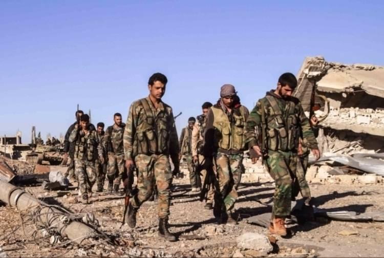Die Türkei hat keine Einwände gegen den Einmarsch der syrischen Armee in Manbij