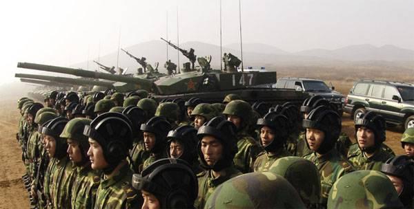СМИ США: Китайские войска вошли в Афганистан для участия в сухопутной операции
