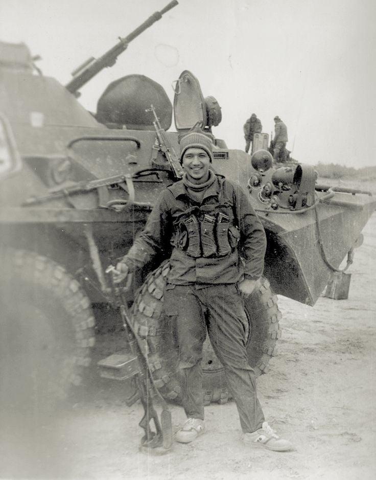 Советский солдат афганской войны. Часть 2