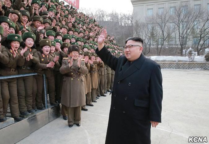 КНДР провела четыре пуска МБР