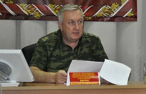 Бывший замглавкома ВВ МВД РФ арестован за получение взятки