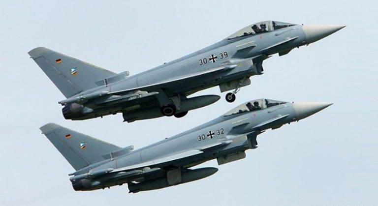 Normalflug: Wie die NATO das Baltikum beherrscht