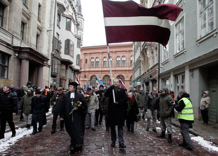 Рижские власти не будут  препятствовать мероприятиям, посвящённым памяти легионеров СС