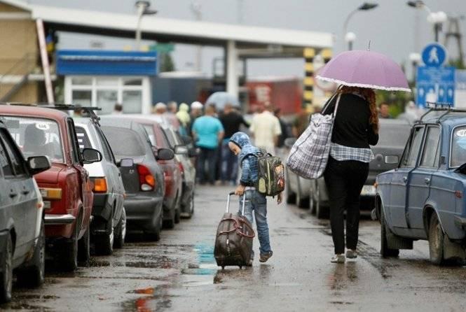 En Ucrania, ha habido un aumento en los conflictos entre residentes locales e inmigrantes del Donbass.