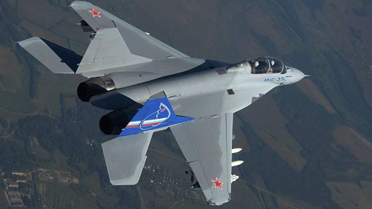 Перспективы МиГ-35 и следующих за ним истребителей