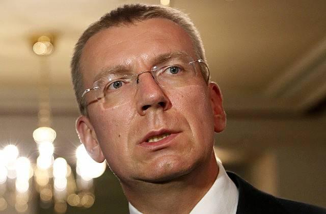"""Глава МИД Латвии: """"Россия может использовать газопровод для военного вторжения в Европу"""""""