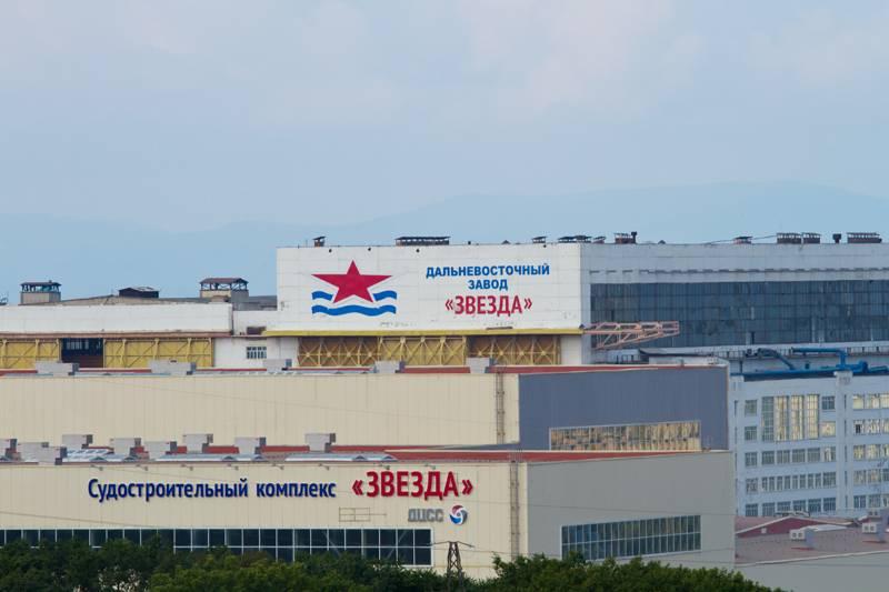 Дальневосточная «Звезда» получит заказ на строительство танкеров для Минобороны