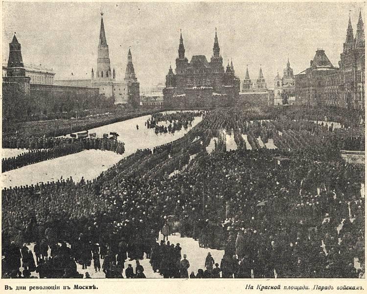 """Der Mythos der """"jüdischen Revolution"""" in Russland"""
