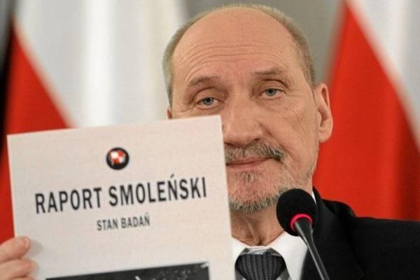 """Мачеревич: """"У нас есть доказательства российской вины в авиакатастрофе под Смоленском"""""""
