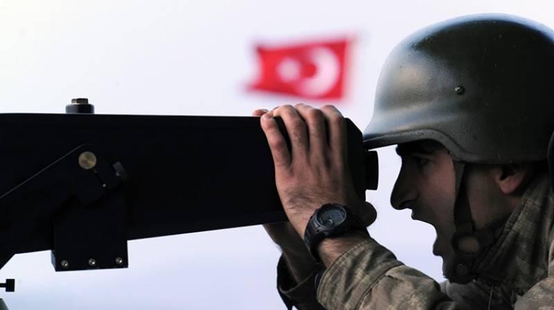 Минобороны Турции отправило в Сирию элитные подразделения