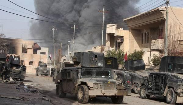 Иракская армия готова наносить удары по ИГИЛ и за пределами Ирака