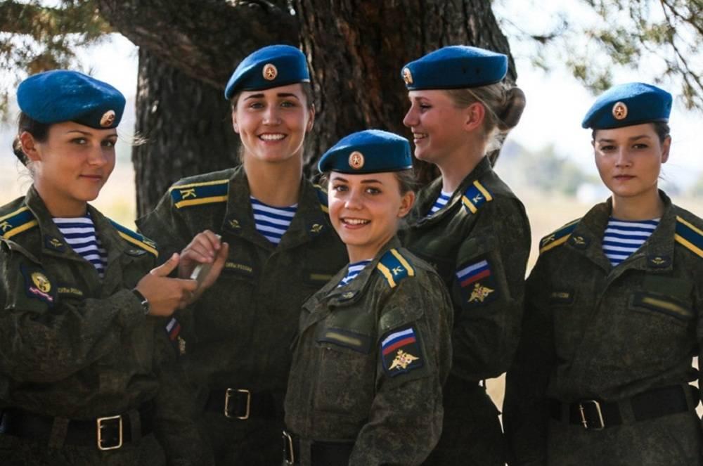 Бабы в русской армии видео фото 677-39