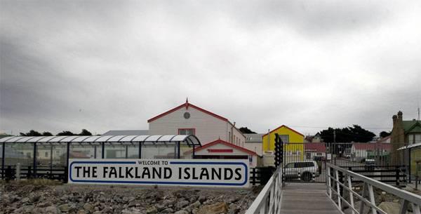 Israel wird Großbritannien helfen, ein Luftverteidigungssystem-PRO auf den Falklandinseln (Malvinas) aufzubauen