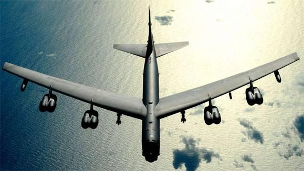 """Пентагон предлагает отправить B-52 """"на пенсию"""""""