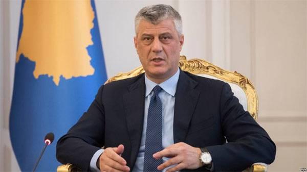 """Глава Косово объявил, что Балканам угрожают """"российские военные базы в Сербии"""""""