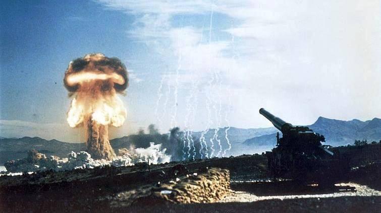 Пентагон: российские запасы тактического ядерного оружия превосходят арсенал США