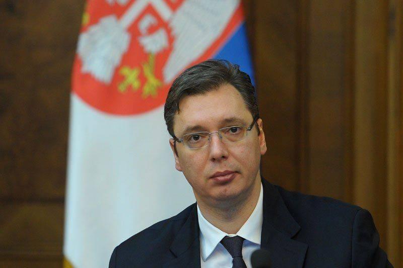 Сербия надеется на помощь ЕС и Москвы в противодействии созданию косовской армии