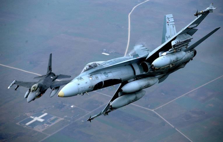 Пилоты ВВС Франции: русские лётчики нам не враги