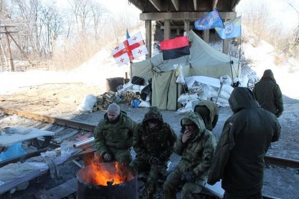 Блокада Донбасса: возможности и угрозы