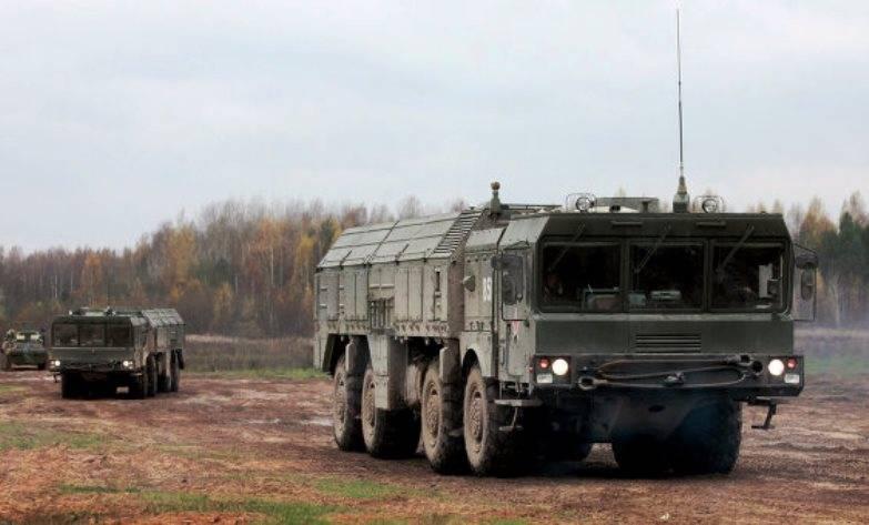 МИД ФРГ призвал не размещать «Искандеры» в Калининградской области на постоянной основе