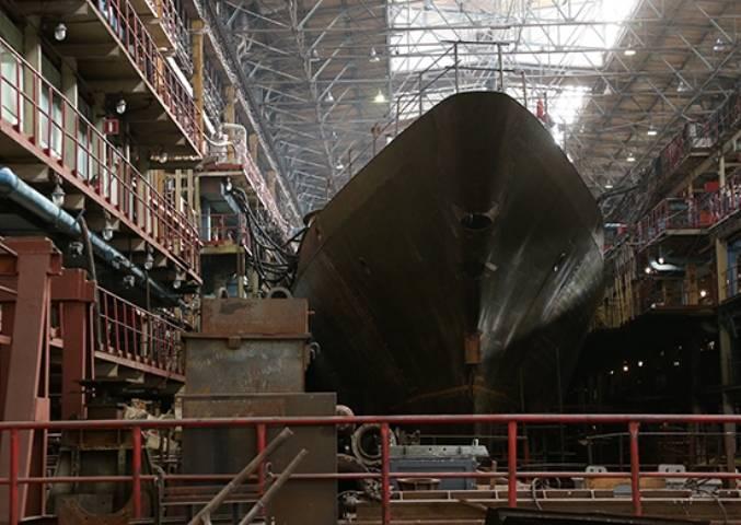 Der stellvertretende Verteidigungsminister kritisierte die Arbeit des Amur-Werks