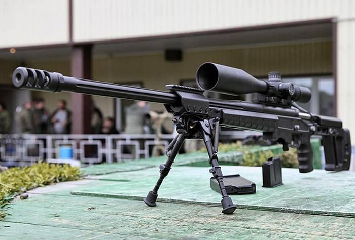 Т-5000: иракцев обучают стрельбе из новейшей российской винтовки