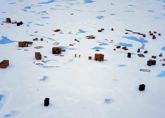 При строительстве объектов Минобороны в Арктике похищены 3 млрд рублей