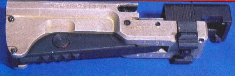 Малогабаритный пистолет Llama Pressin (Испания)
