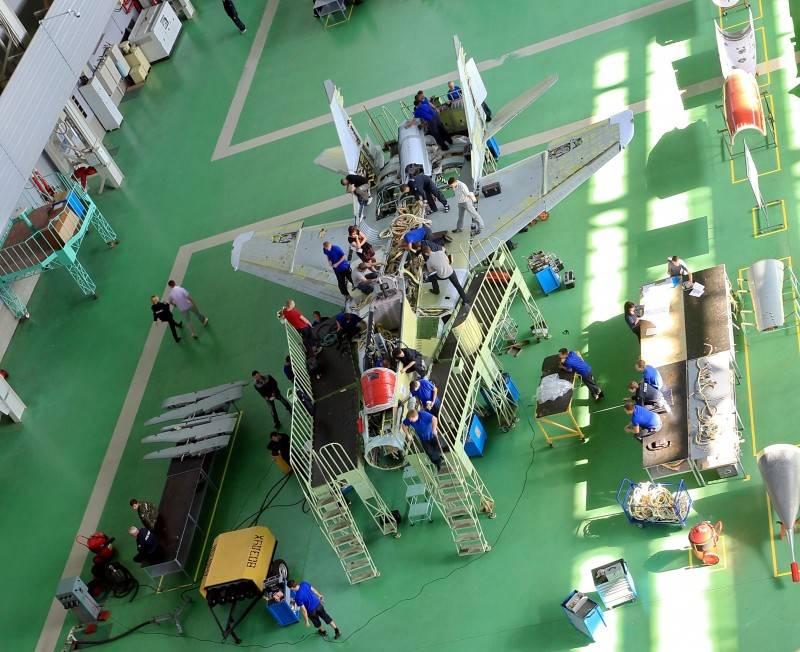 План против хаоса: ОАК осваивает новые системы планирования процесса производства самолетов