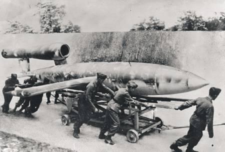 Ракетные технологии на службе подводного флота Третьего рейха