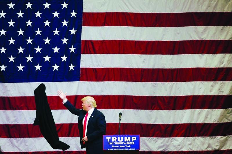 Ловушка для Трампа и Америки