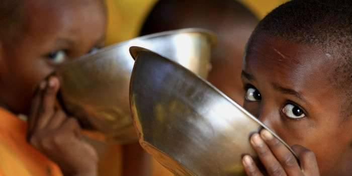 """ООН: """"Нам нужно 4,4 млрд долларов для решения проблемы голода в 4-х странах"""""""
