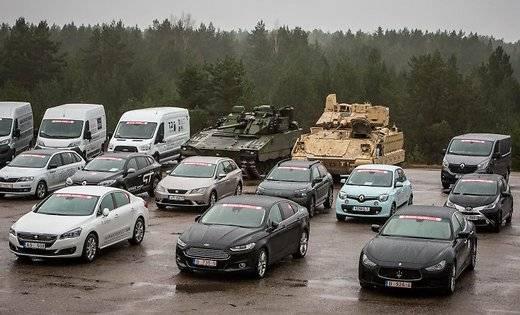 """В латвийском Адажи """"канализационный"""" кризис после прихода натовских военных"""