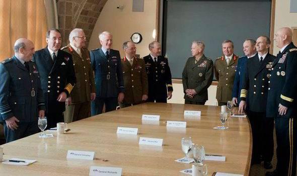Russland und die Vereinigten Staaten haben auf der Ebene der Generäle einen Interaktionskanal für Syrien geschaffen
