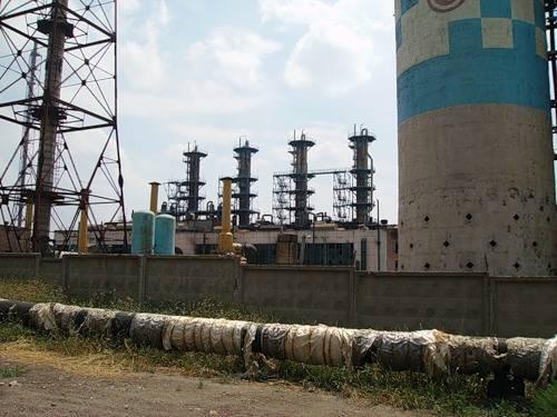 Над Украиной нависла угроза катастрофы