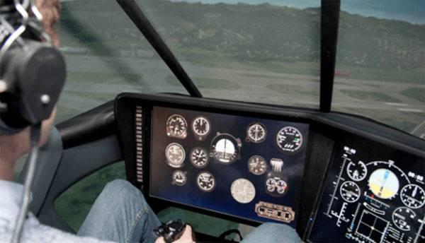 A estação de vôo de helicóptero PPS-5 foi colocada em operação.