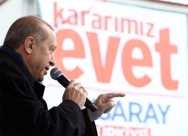 """Эрдоган: """"Власти Нидерландов - это фашисты"""""""