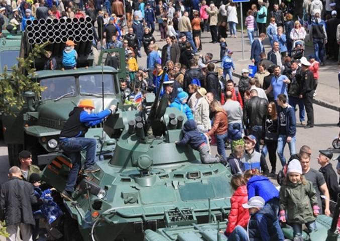 В Балтийске пройдет акция Минобороны России