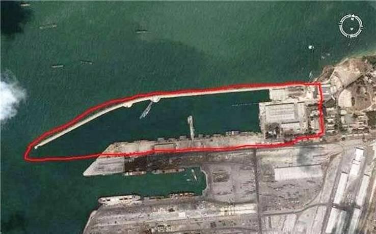 Sono iniziati i preparativi per l'ammodernamento del punto dell'OMT a Tartus