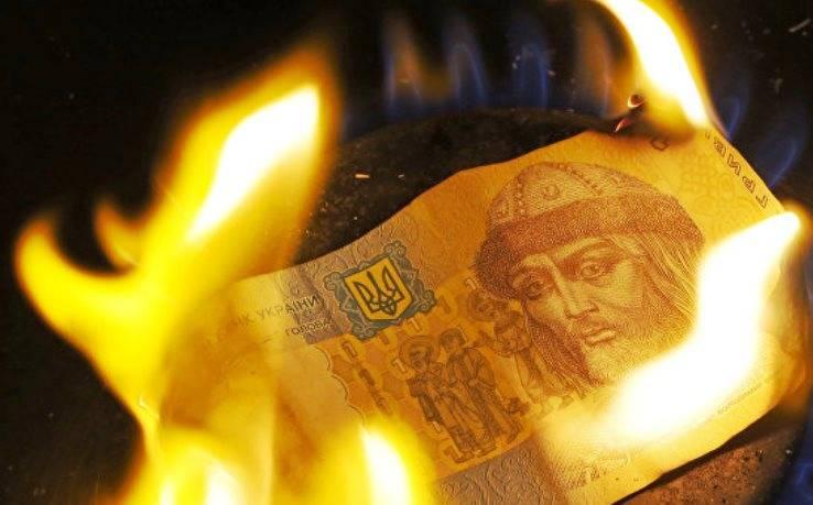 Киев: без поддержки МВФ курс гривны рухнет