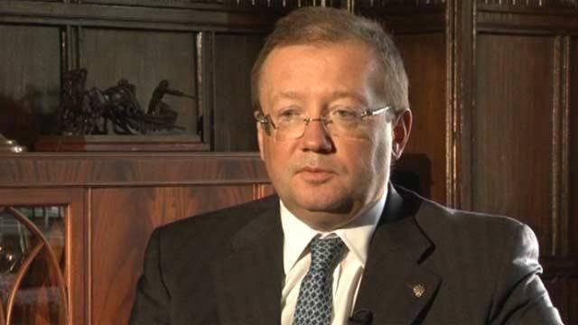 Jakowenko: Es ist an der Zeit, dass London seine Einstellung zu Moskau bestimmt