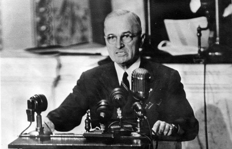 Truman's Doctrine: 70 Jahre und 1 Ansatz