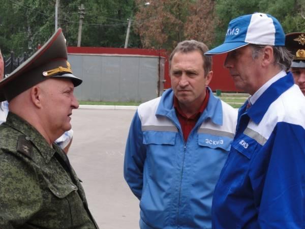Caso criminal iniciado contra o general Panov