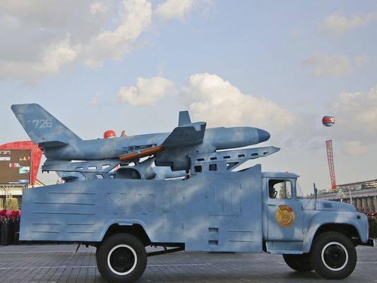 США перебросят вЮжную Корею эскадрилью беспилотников