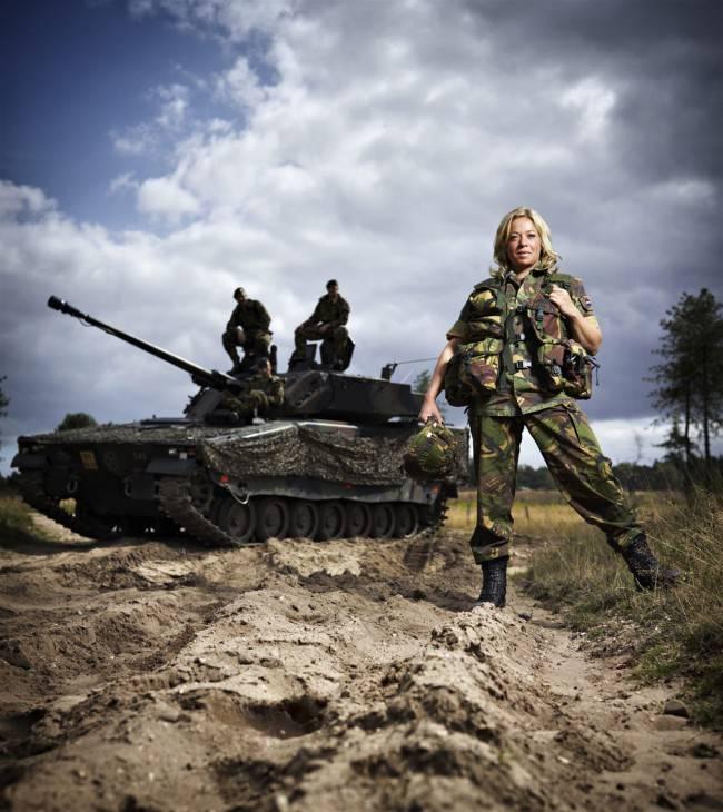 От властей Нидерландов требуют повысить военные расходы до 2% ВВП