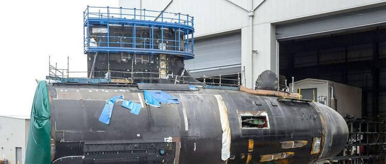 """Производители срывают планы ВМС США по строительству АПЛ класса """"Вирджиния"""""""
