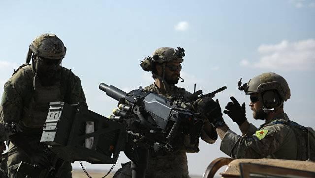 Eine weitere Gruppe von US-Marinesoldaten wurde nach Syrien versetzt